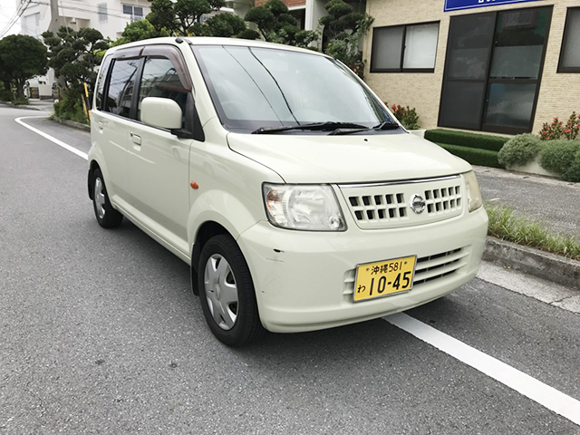 軽自動車レンタカー